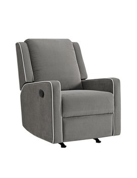 Baby Relax Robyn Rocking Recliner, Graphite Grey by Baby Relax