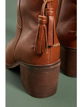 Liendo By Seychelles Arctic Tasseled Ankle Boots by Liendo By Seychelles