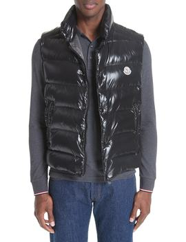 Tib Down Vest by Moncler