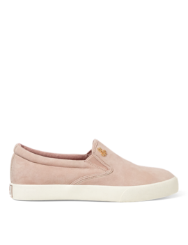 Ria Suede Slip On Sneaker by Ralph Lauren