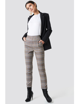 Plaid Suit Pants by Na Kd Trend