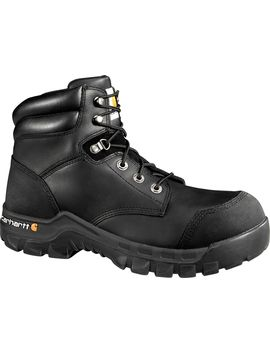 Carhartt Men's Flex 6'' Waterproof Composite Toe Work Boots by Carhartt