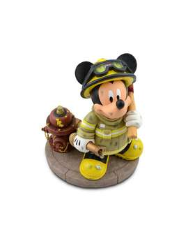 Fireman Mickey Mouse Figure by Disney