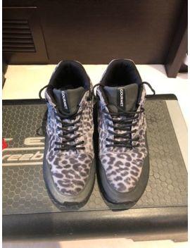 Men's Gourmet Trainers Leopard Print Size 11 by Ebay Seller