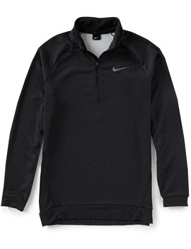 Big & Tall Dry Training Quarter Zip Pullover by Nike