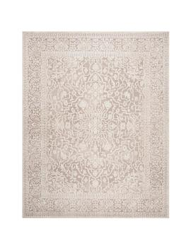 Reflection Beige/Cream 8 Ft. X 10 Ft. Area Rug by Safavieh