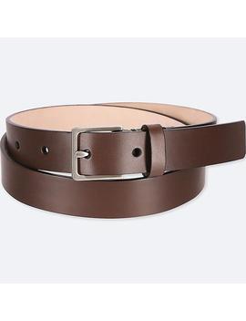 Damen GÜrtel Italienisches Leder by Uniqlo