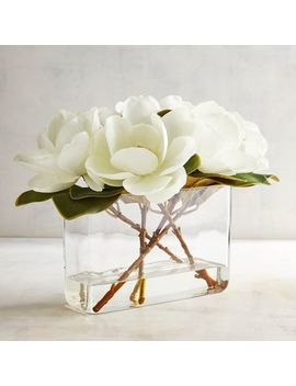 Faux Magnolia Arrangement by Pier1 Imports