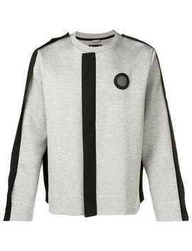 Sweatshirt Mit Besatzstreifen by Craig Green