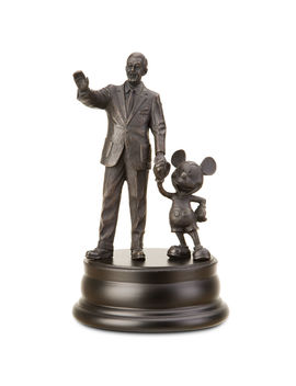 ''partners'' Walt Disney And Mickey Mouse Statue by Disney