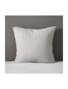 Fairfax Cushion Cover by The White Company