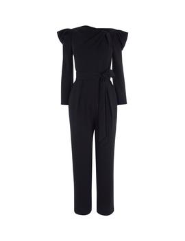 Tie Waist Jumpsuit by Pd073 Dd223 Dc030 Cd015 Pd065 Tc010 Dc138 Dd056 Dc182 Dc132 Sc065 Dd031 Dd022 Dd122 Dc134 Kd042 Td043 Dd252 Dd037