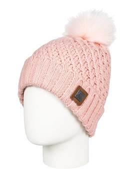 Blizzard Pom Pom Beanie by Roxy
