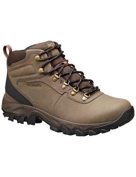 Men's Newton Ridge ™ Plus Ii Waterproof Hiking Boot by Columbia Sportswear