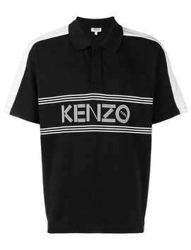 Poloshirt Mit Logo by Kenzo