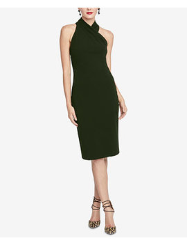 Halter Sheath Dress by Rachel Rachel Roy