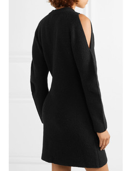 Cutout Knitted Mini Dress by Chloé