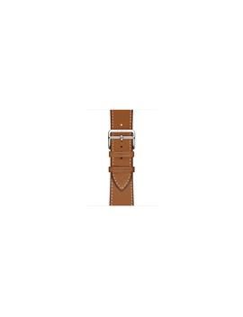 AppleWatch Hermès   40mm Fauve Barenia Leather Single Tour by Apple