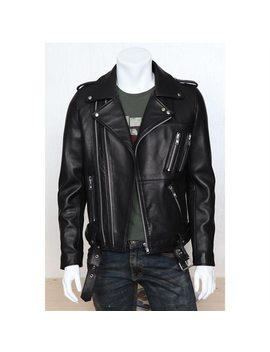 leather-jacket-men-2018-autumn-winter-new-products-temperament-male-locomotive-leather-jacket-multi-zipper-lapel-design by ali-express