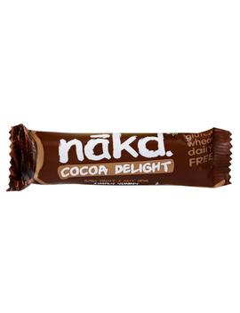 Nakd Cocoa Delight Bar 35g by Nakd Cocoa Delight Bar 35g