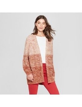 Women's Ombre Duster   Universal Thread™ Red by Universal Thread™