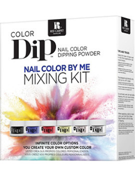 Color Dip Color By Me Kit by Red Carpet Manicure
