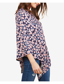 Nursing Poncho by Motherhood Maternity