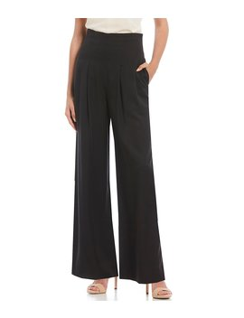 Mae High Rise Wide Leg Pant by Antonio Melani