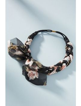 Jessica Twisted Headband by Anthropologie