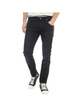 883 Police Mens Moriarty Laker 409 Jeans Black by Mand M Direct