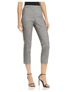 Basic Cropped Pants by Theory
