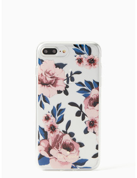 Jeweled Prairie Rose I Phone 7 & 8 Plus Case by Kate Spade