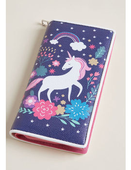I Owe Unicorn Wallet by Modcloth