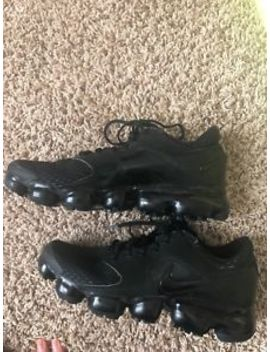 Boys Nike Black Vapormax 2018 Running Shoes Size 7 Big Kids by Nike