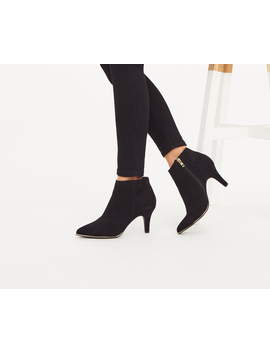 Elfie Ankle Boots by Oasis