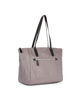 Time And Tru Geles Nylon Lightweight Tote by Time & Tru