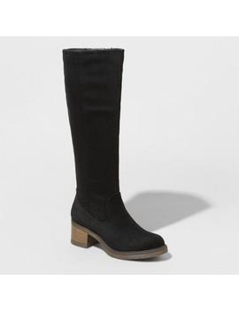 Women's Charlene Stitch Detail Riding Fashion Boots   Universal Thread™ by Universal Thread™