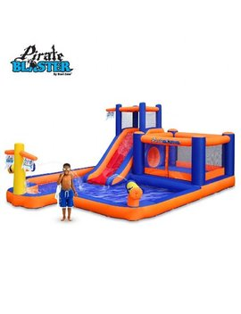 Blast Zone Pirate Blaster Inflatable Water Park by Toys & Child