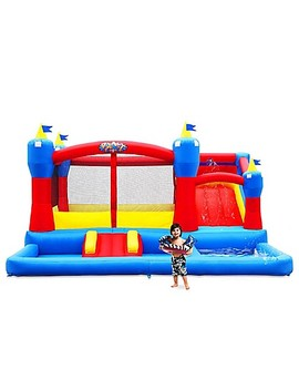 Blast Zone Misty Kingdom Bouncer, Ball Pit And Water Park by Bed Bath And Beyond