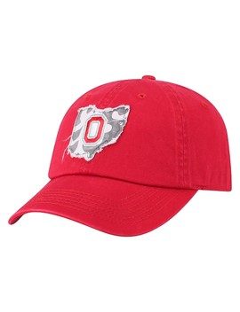 Adult Top Of The World Ohio State Buckeyes Slove Cap by Kohl's