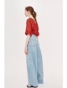 Wide Leg Jeans by Topshop