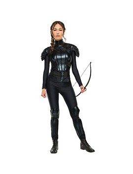 The Hunger Games Deluxe Katniss Adult Costume by Bed Bath And Beyond