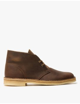 Desert Boot In Beeswax by Clarks