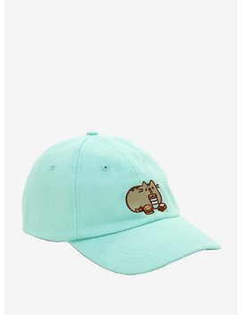 Pusheen Mint Snacks Dad Cap by Hot Topic
