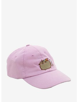 Pusheen Lavender Pusheenicorn Dad Cap by Hot Topic