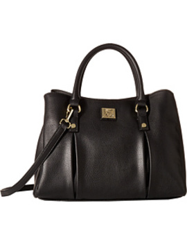 Soft Folds Satchel by Anne Klein