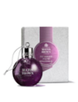 Muddled Plum Festive Shower Gel Bauble by Molton Brown