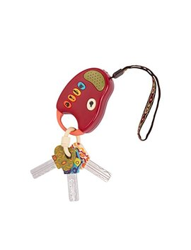 B. Funkeys Lights & Sounds Toy Keys For Kids by B. Toys By Battat