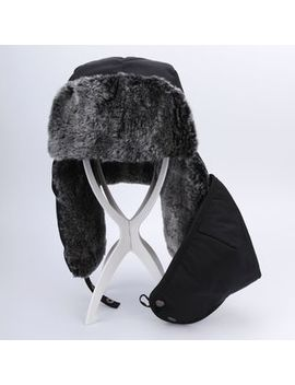 Parsili   Trapper Hat With Mask by Parsili