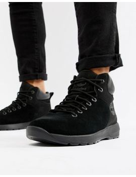 Timberland Westford Hiker Boots In Black by Timberland